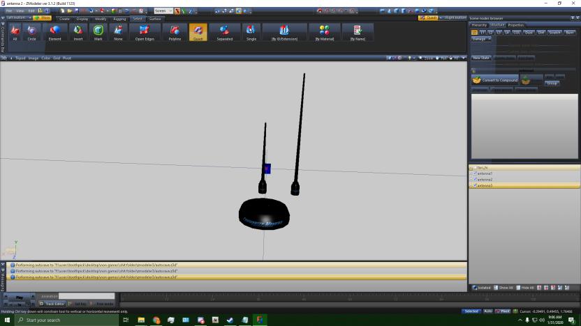 (Dev) CM Antenna Pack (WIP)